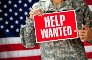 Veterans: Getting a Job After Serving