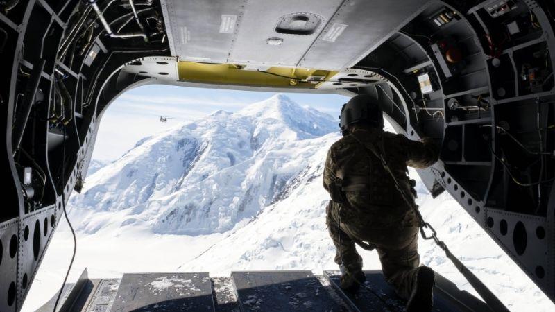 U.S. Army photo Benjamin Wilson